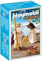 Playmobil 9149 History | Griekse Goden: Zeus