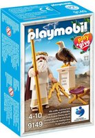 Playmobil 9149 Play & Give | Griekse Goden: Zeus