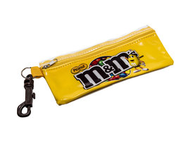 M&M's Peanut | Bag Art Pencil Case | Etui Geel