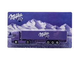 Milka MAN Truck