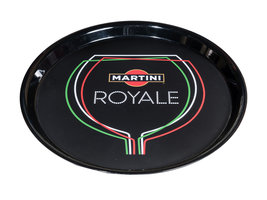 Martini Royale Dienblad