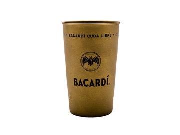 Bacardi Cuba Libre Created 1900 metalen Beker - Goud