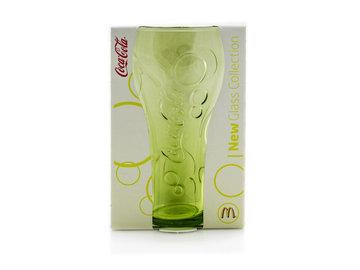 Coca Cola Mc Donalds Glas - Geel | 6 stuks