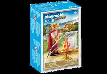 Playmobil 70218 History | Griekse Goden: Apollo