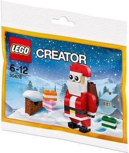 LEGO Creator 30478 Kerstman (Polybag) bargadgets.nl