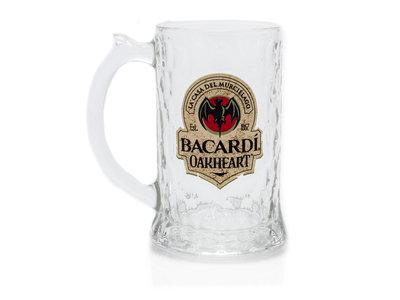 Bacardi Oakheart Pul Glas bargadgets.nl
