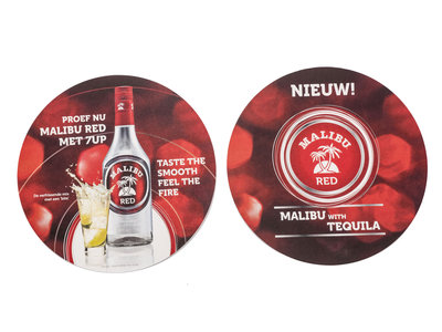 Malibu Red XXL Vilt bargadgets.nl combishoppen.nl