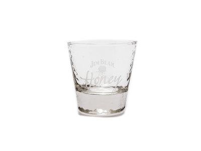 Jim Beam Whisky Glas   'Jim Beam Honey' bargadgets.nl