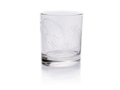 Ballantine's Whisky Glas bargadgets.nl